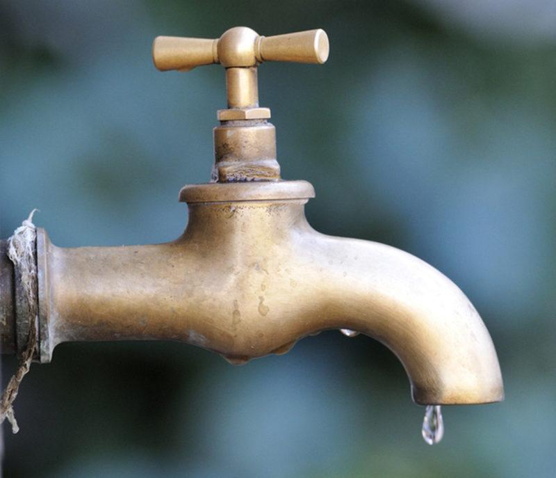 Pénurie d'eau